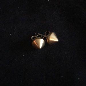 J. Crew pointed stud earrings